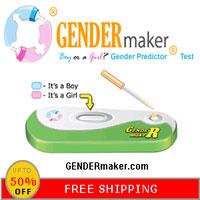 Order baby gender prediction test online   GENDERmaker com